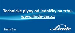 Linde Gas - Technické plyny